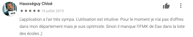 commentaire app'ines n°3