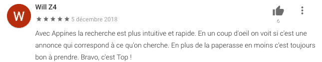 commentaire app'ines n°1