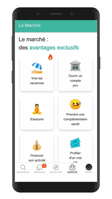 Marché App'Ines